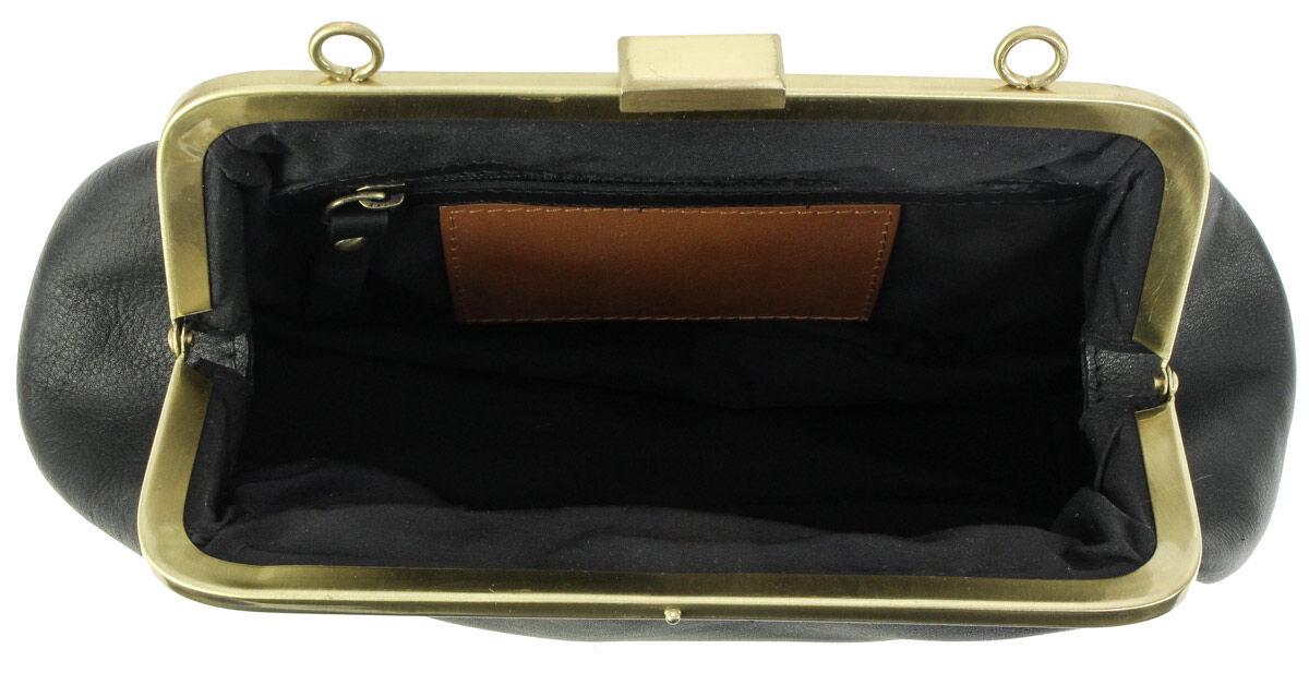 Outlet Handtasche – Schultergurt fehlt - kleinere Lederfehler – ansonsten neu – Siehe Video