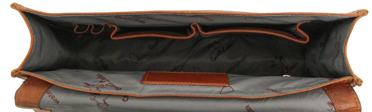 Outlet Umhängetasche - kleiner Lederfehler - leichte Verfärbung – faltiges Leder - ansonsten neu - s