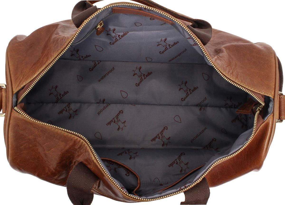 Outlet Reisetasche - defekter Reißverschlüsse - leichter Fehler im Innenfutter - ansonsten neu – Sie