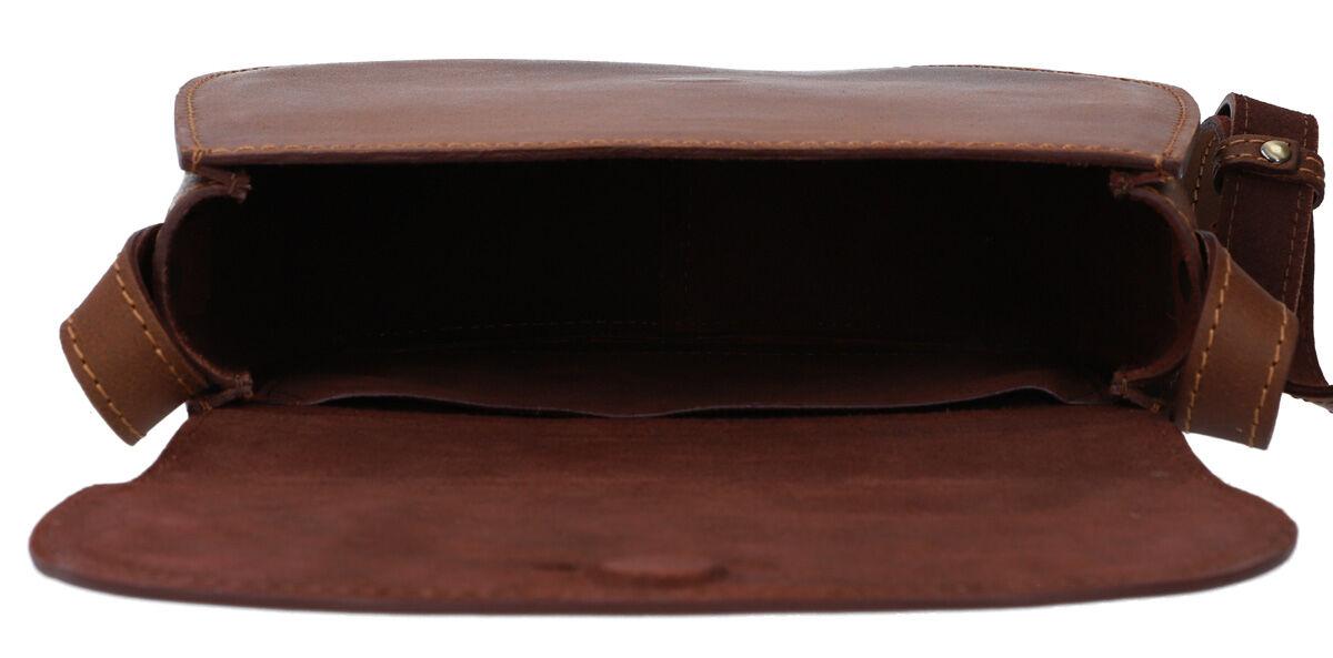 Outlet Handtasche - kleinere Lederfehler - Verfärbungen - ansonsten neu – siehe Video