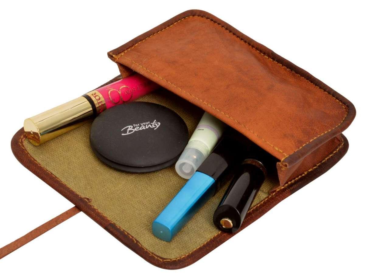 Outlet Tabaktasche - anderer Hauttyp/ anderes Leder - kleinere Lederfehler- ansonsten neu - siehe Vi