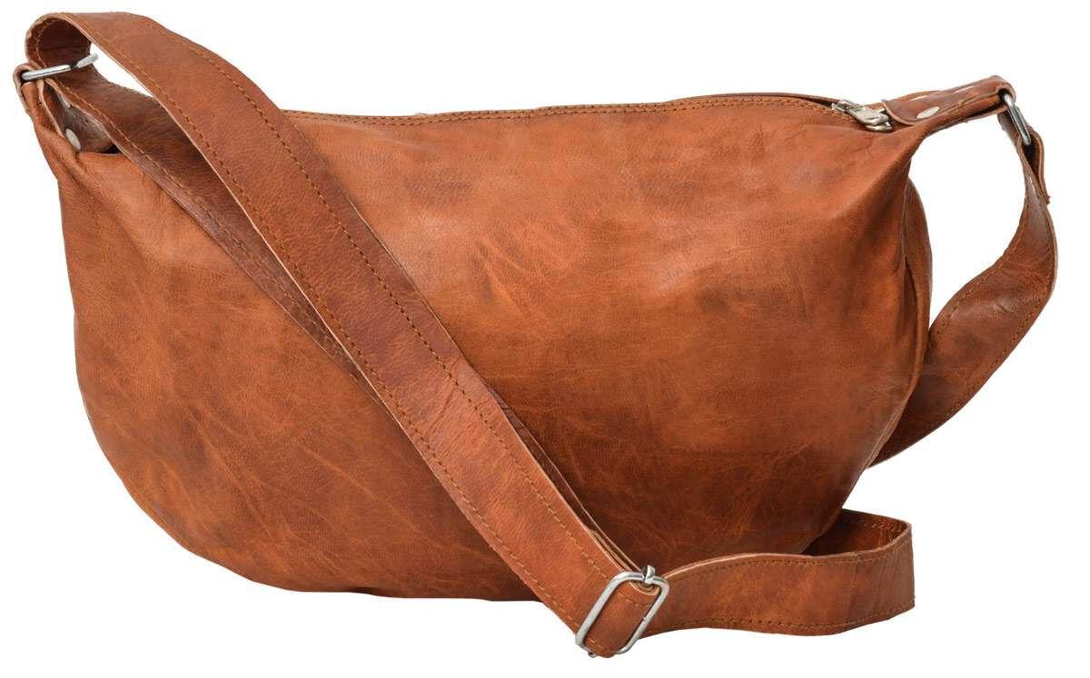 Outlet Handtasche - kleinere Lederfehler - leichte Verfärbung – ansonsten neu - siehe Video
