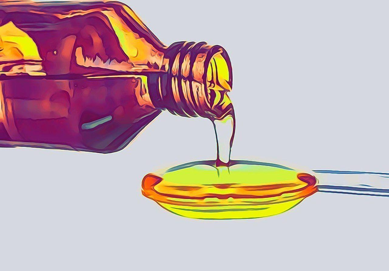 Sämischleder Trangerbung Fischöl