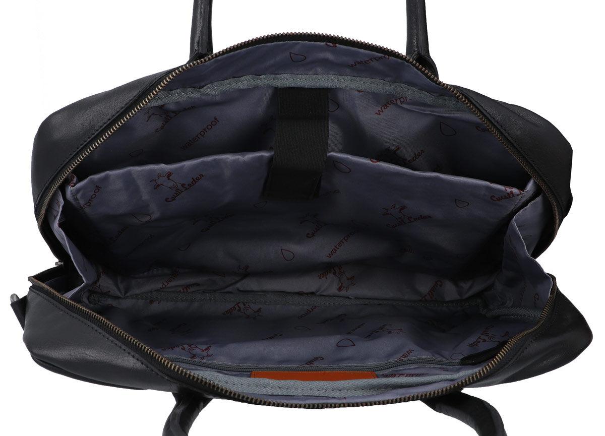 Outlet Businesstasche - kleinere Lederfehler – faltiges Leder - ansonsten neu – siehe Video