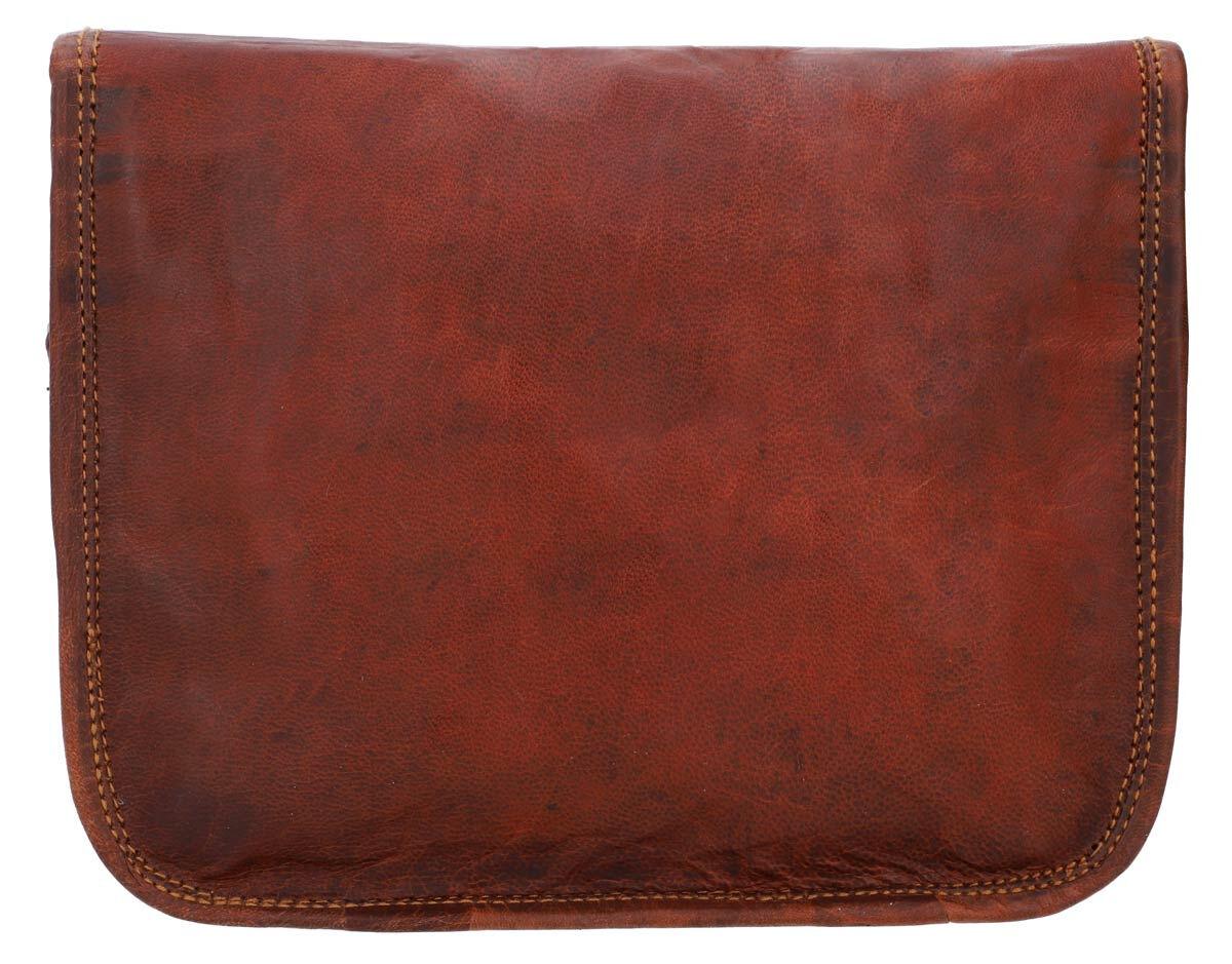 Outlet Handtasche – kleinere Lederfehler - Leder leicht fettig - ansonsten neu – Siehe Video