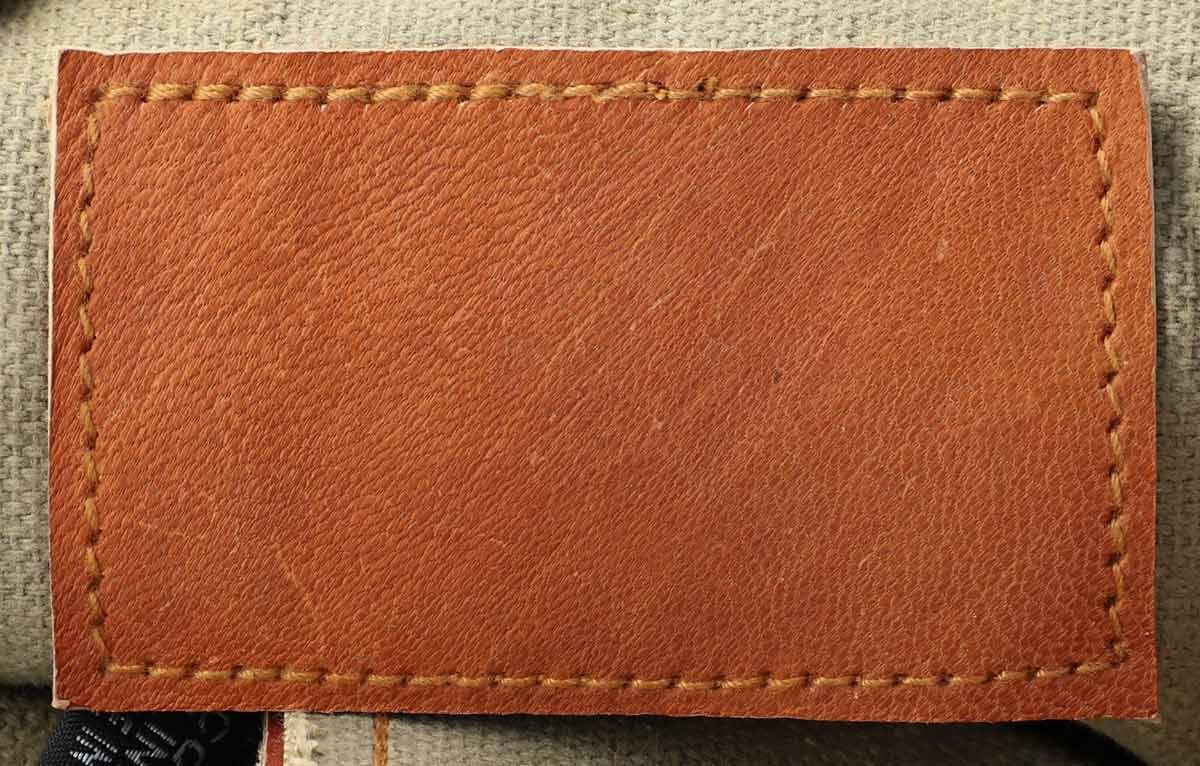Outlet Rucksack - Leder leicht fettig - kleinere Lederfehler - leichter Rost - kleine Farbunterschie