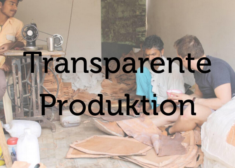Transparente Produktion