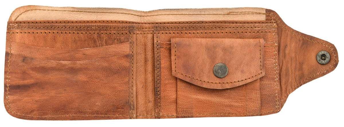 Outlet Geldbörse - defekte Nähte - defekter Verschluss - ansonsten neu - siehe Video