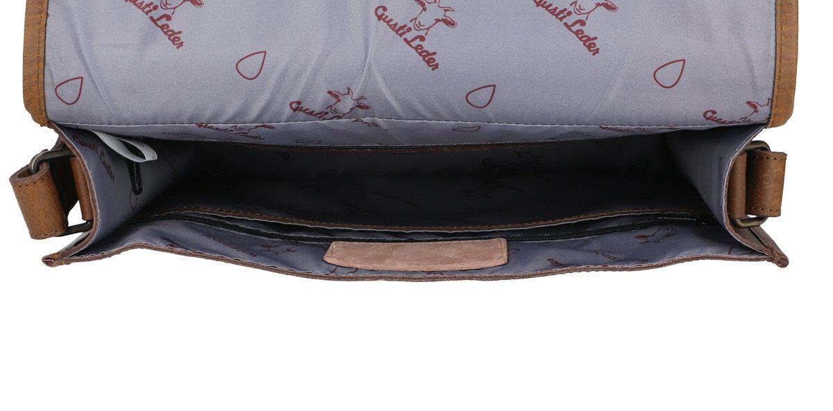 Outlet Umhängetasche – kleinere Lederfehler – Verfärbungen – ansonsten neu – Siehe Video