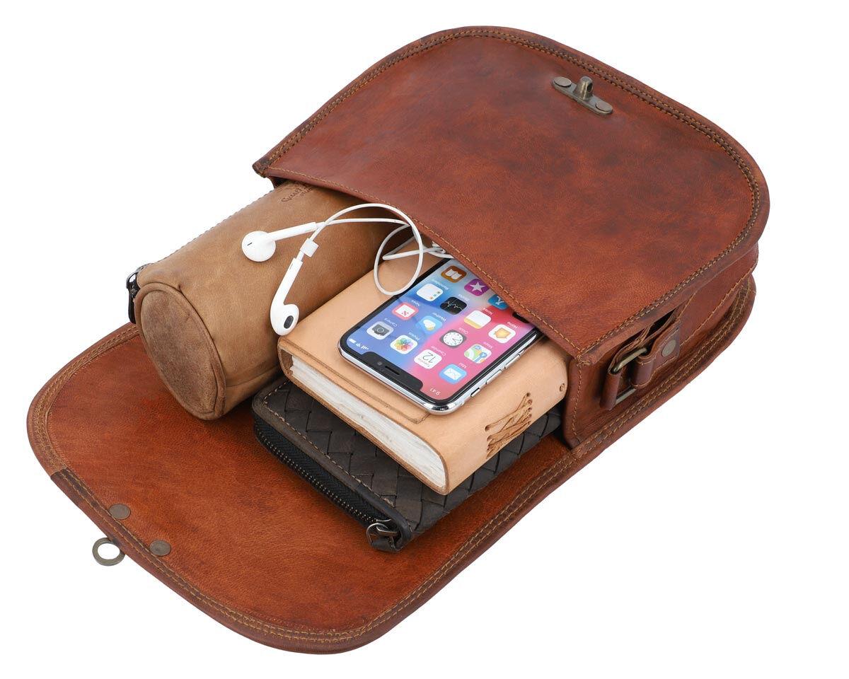 Outlet Handtasche – Verfärbungen – ansonsten neu – Siehe Video