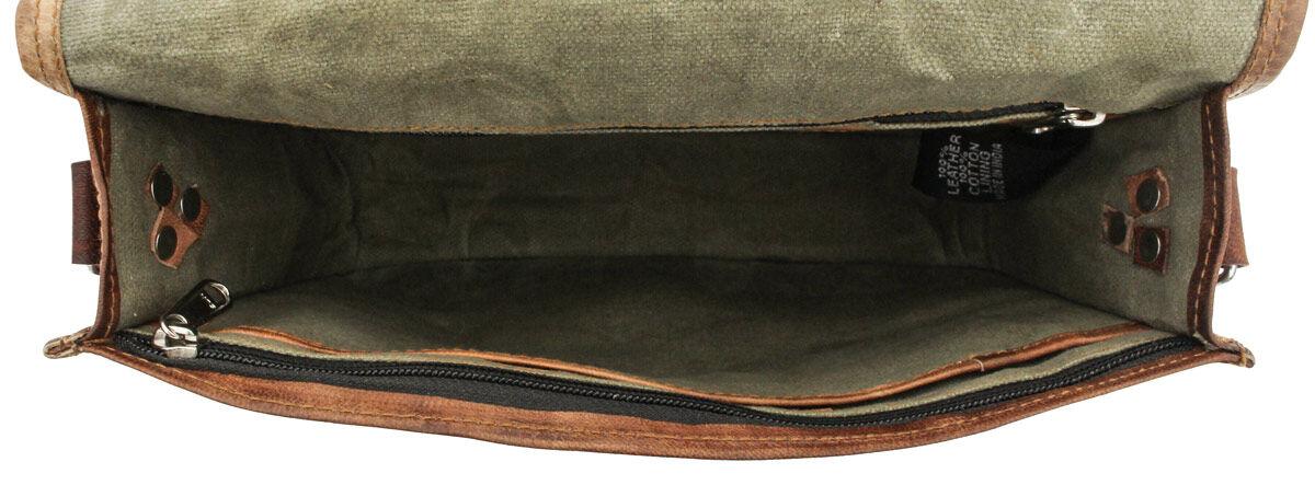 Outlet Handtasche – Klebereste - kleine Farbunterschiede im Leder - kleinere Lederfehler – ansonsten