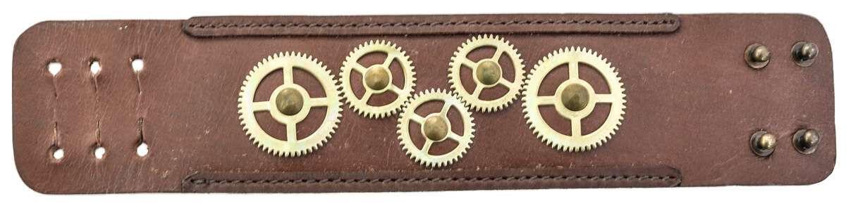 Leather Bracelet Strap