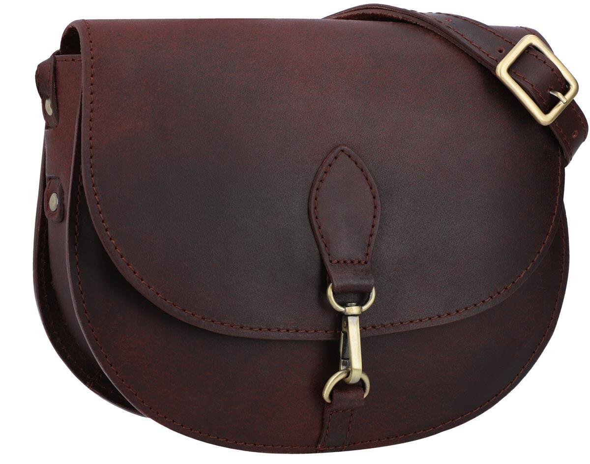 Outlet Handtasche - leichte Verfärbung - kleinere Lederfehler - ansonsten neu – siehe Video
