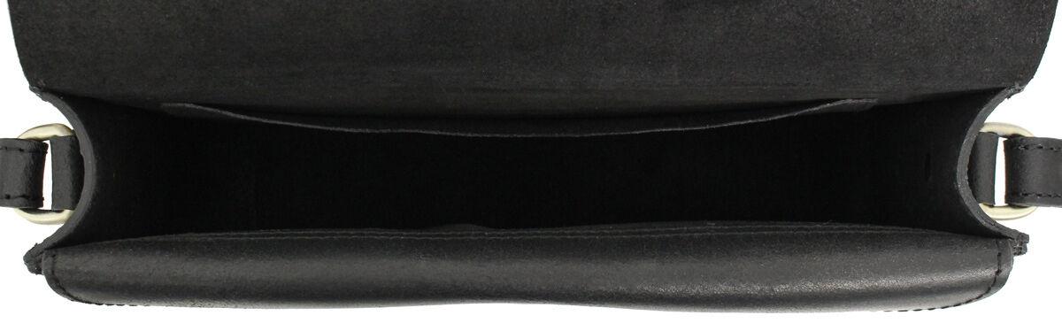 Outlet Handtasche – Verfärbungen – kleinere Lederfehler – ansonsten neu – Siehe Video