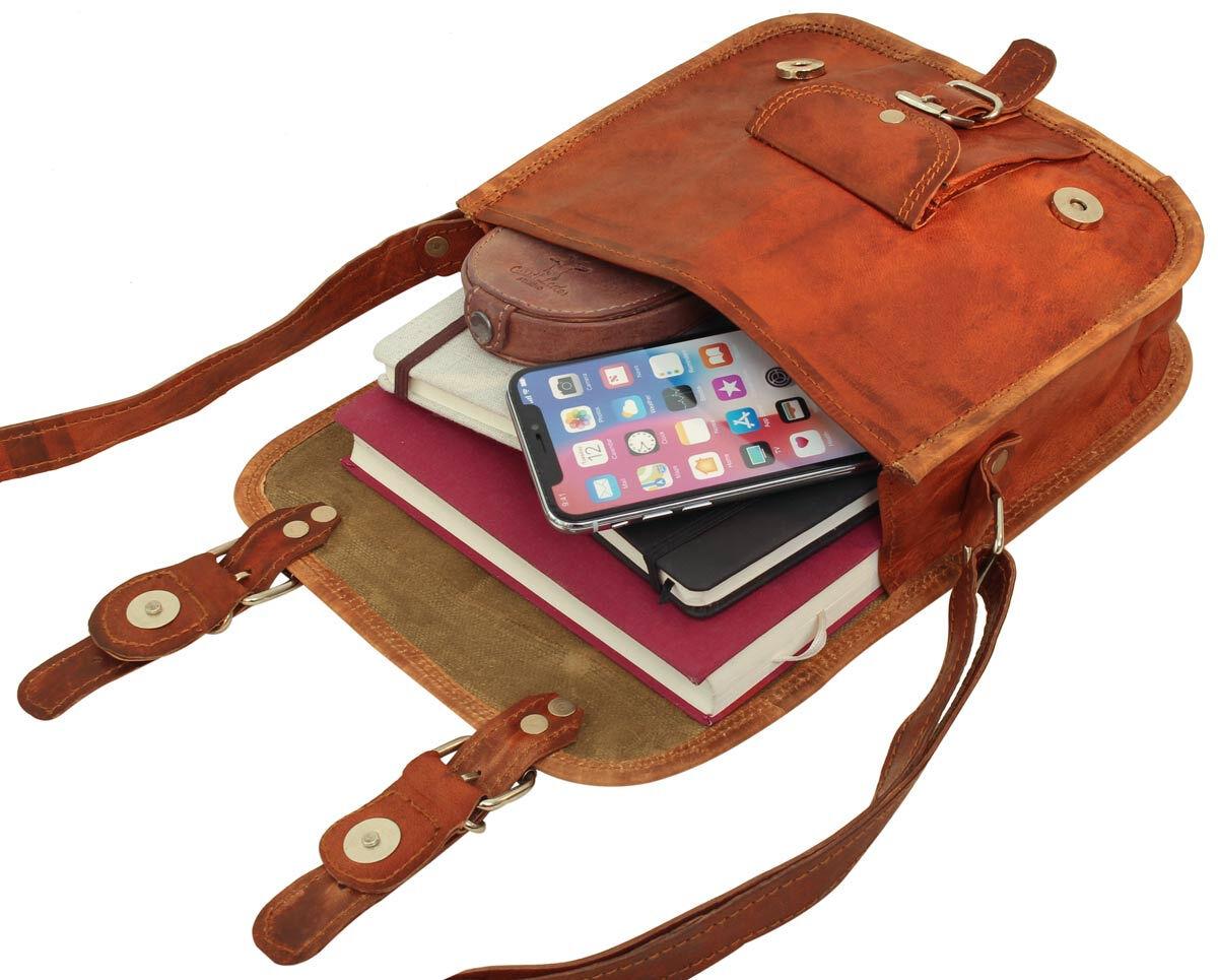 Outlet Handtasche – Klebereste – kleinere Lederfehler – ansonsten neu – Siehe Video