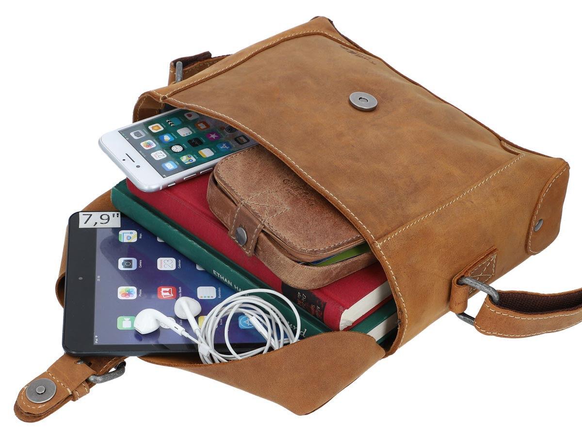 Outlet Handtasche – fehlerhaftes Design – kleinere Lederfehler - ansonsten neu – siehe Video