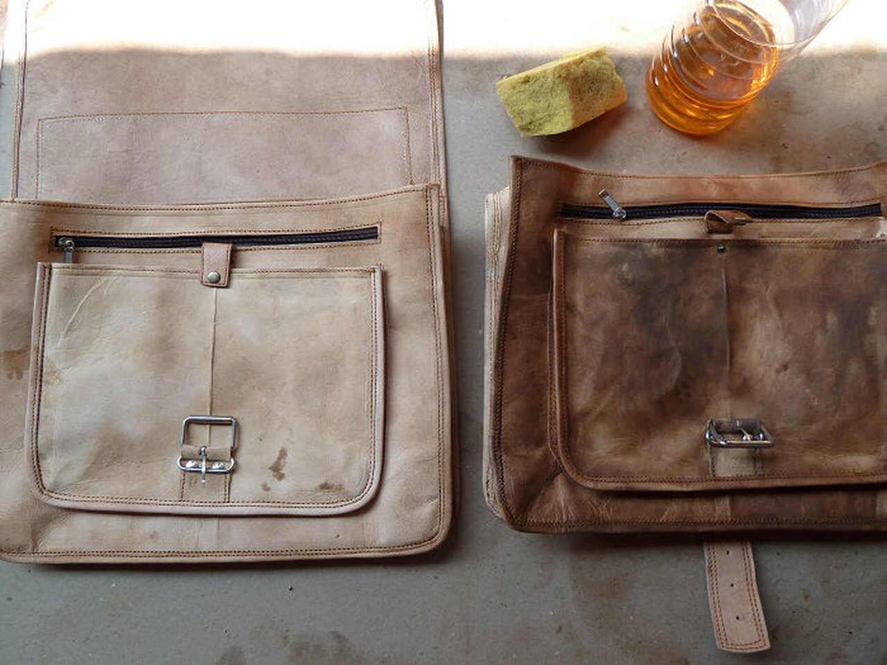 Fettung Taschen Gusti Leder