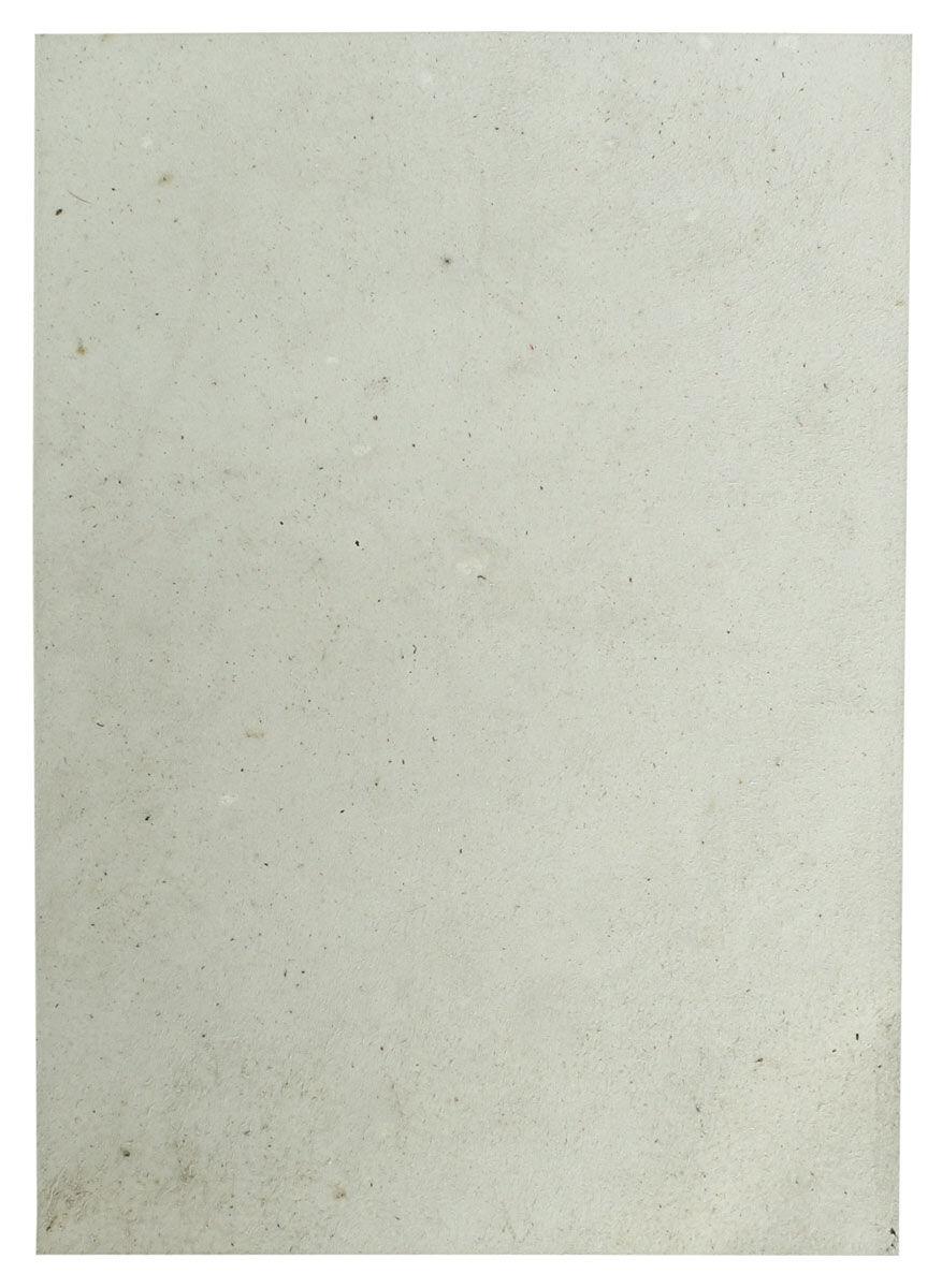 Pièce de cuir de vachette gris