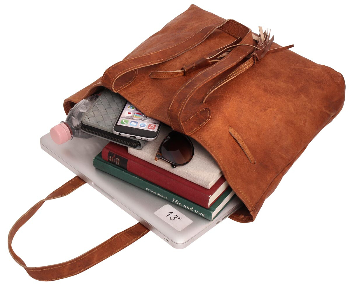 Outlet Handtasche - kleinere Lederfehler - ansonsten neu - siehe Video