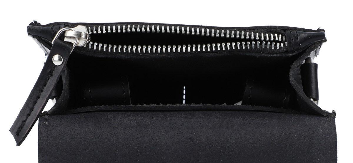 Outlet Lenkertasche – kleinere Lederfehler – faltiges Leder - ansonsten neu – Siehe Video