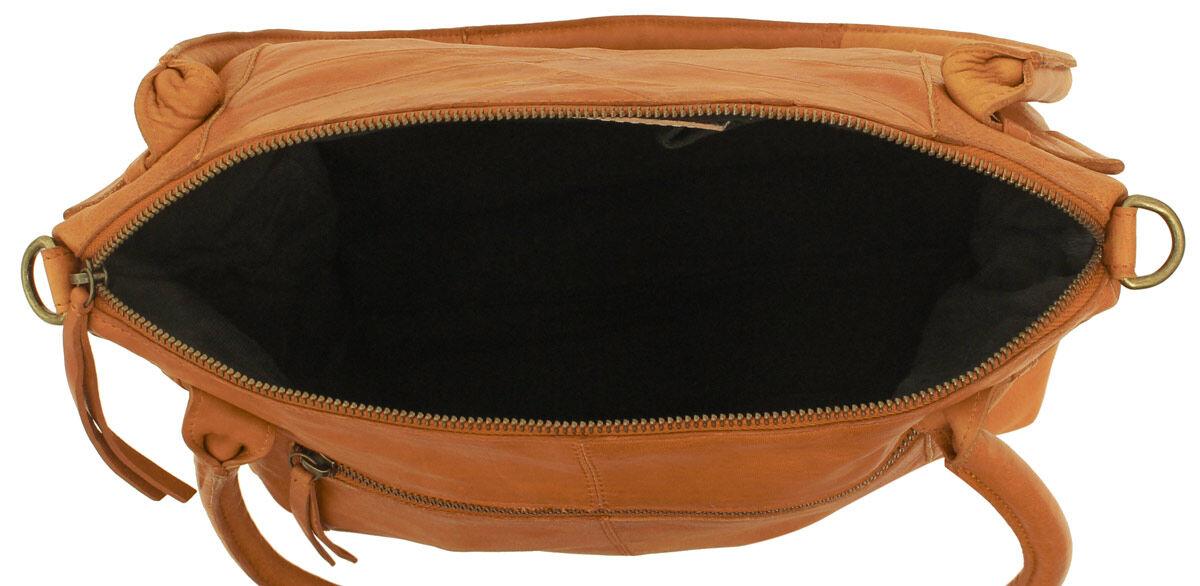 Outlet Handtasche - defekter Tragegurt - kleiner Lederfehler - ansonsten neu - siehe Video