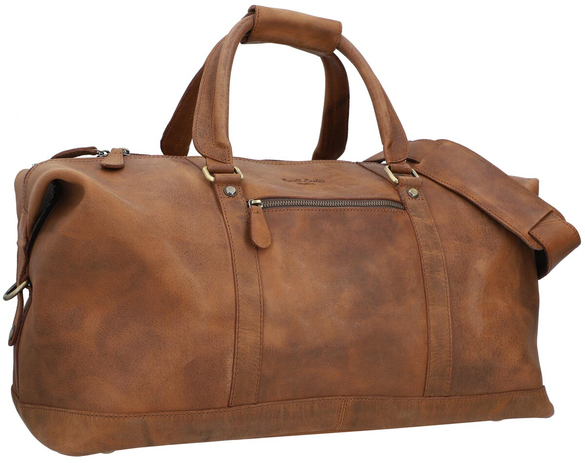 Outlet Reisetasche - anderer Hauttyp – kleinere Lederfehler – ansonsten neu – Siehe Video
