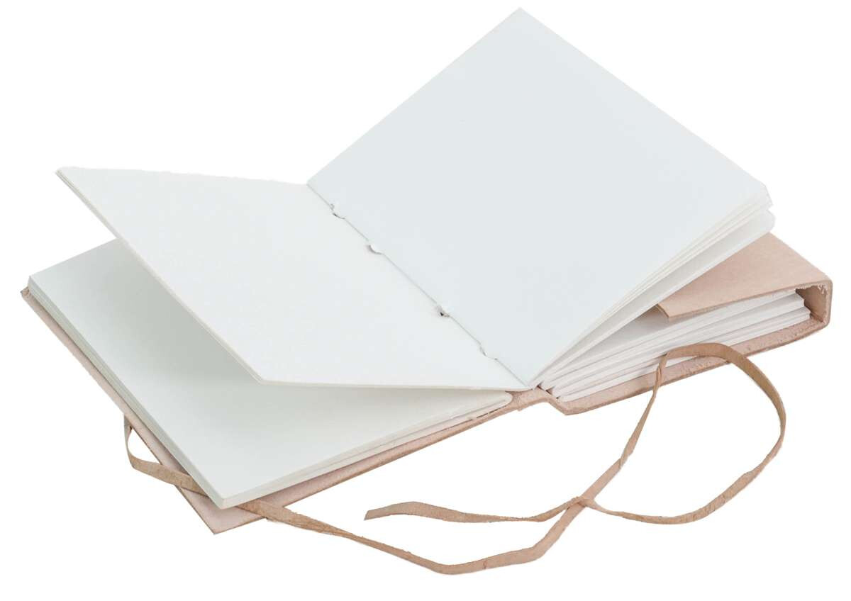Outlet Notizbuch – Verfärbungen – ansonsten neu – siehe Video
