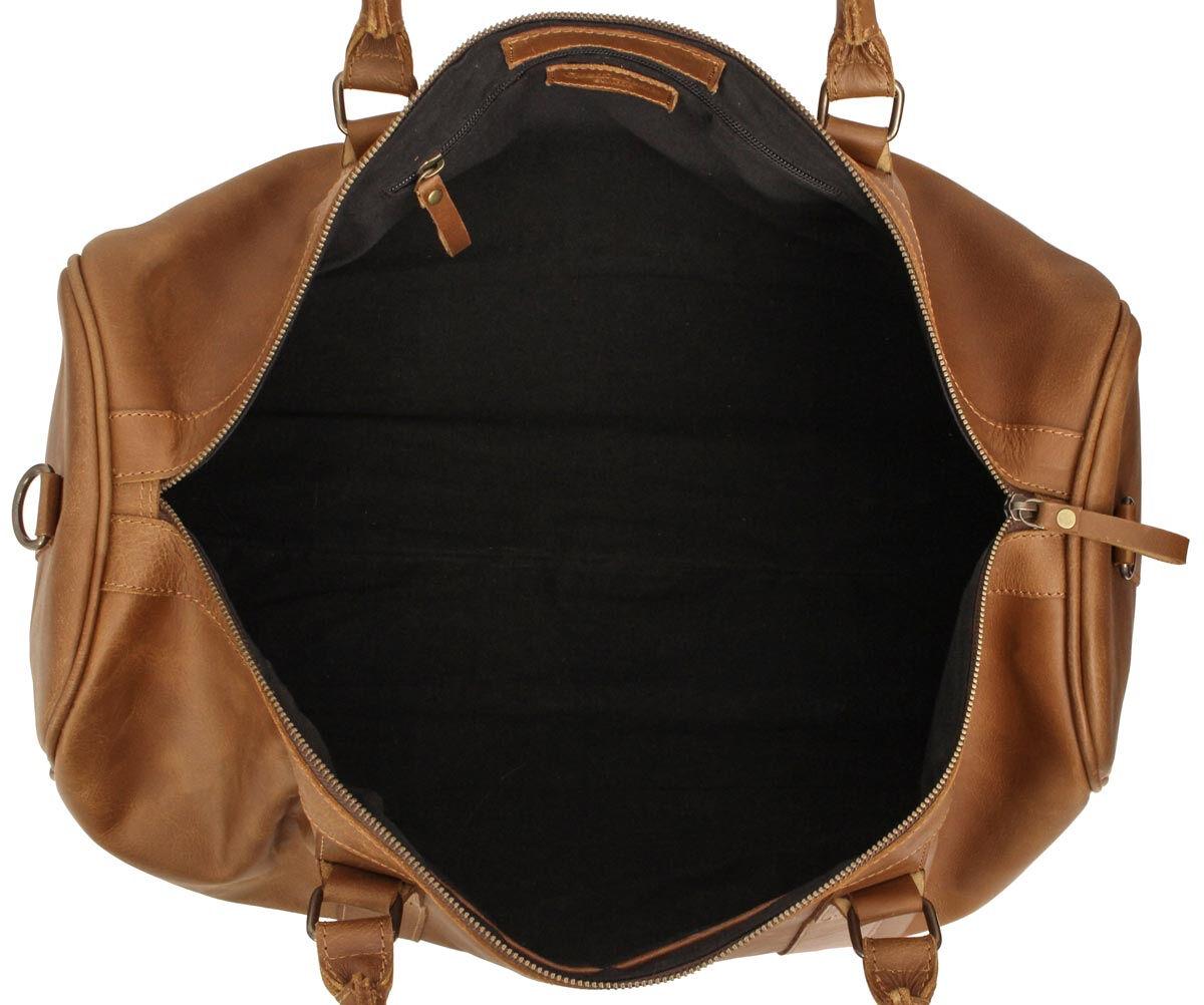 Outlet Sporttasche - kleiner Lederfehler - ansonsten neu - siehe Video