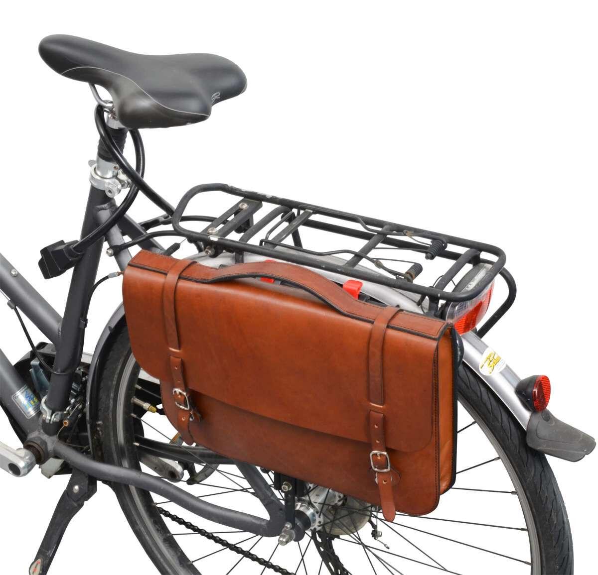 Hofsattlerei Cosack Fahrrad Aktentasche