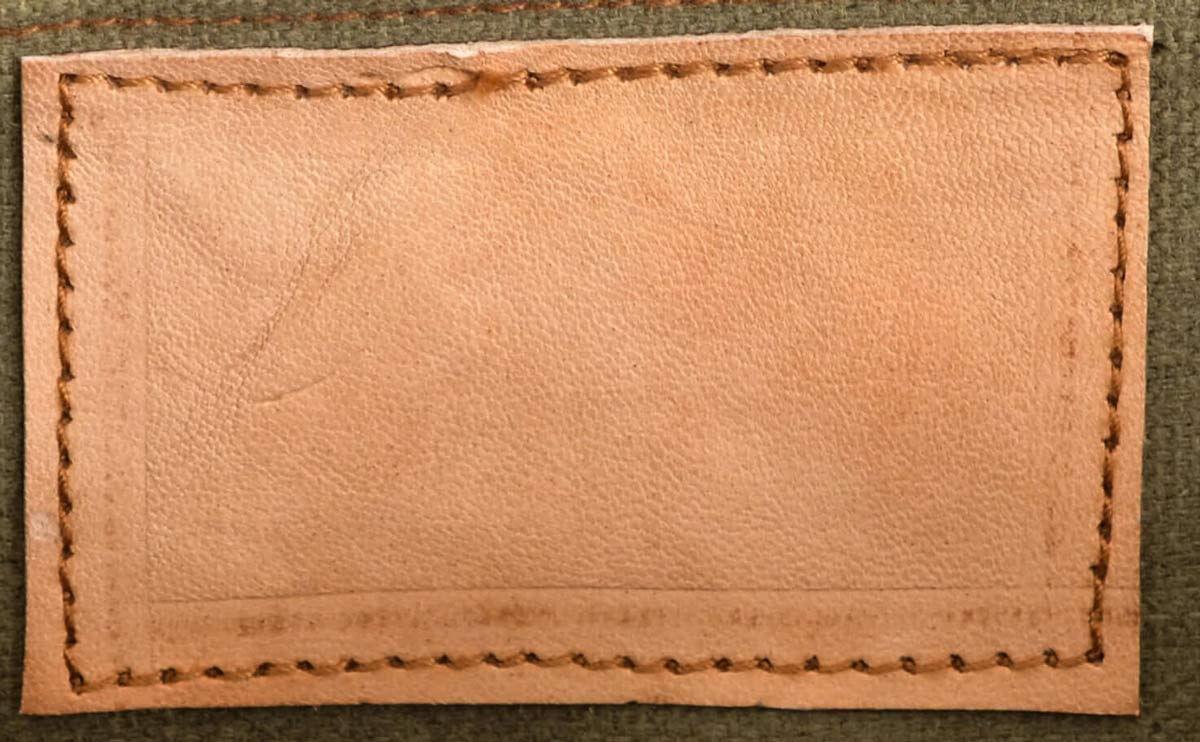 Outlet Rucksack - Farbunterschiede im Leder – kleinere Lederfehler - Klebereste - ansonsten neu – si