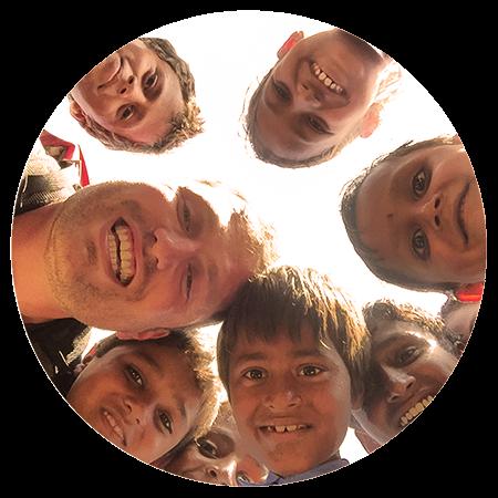 Schulprojekt in Indien