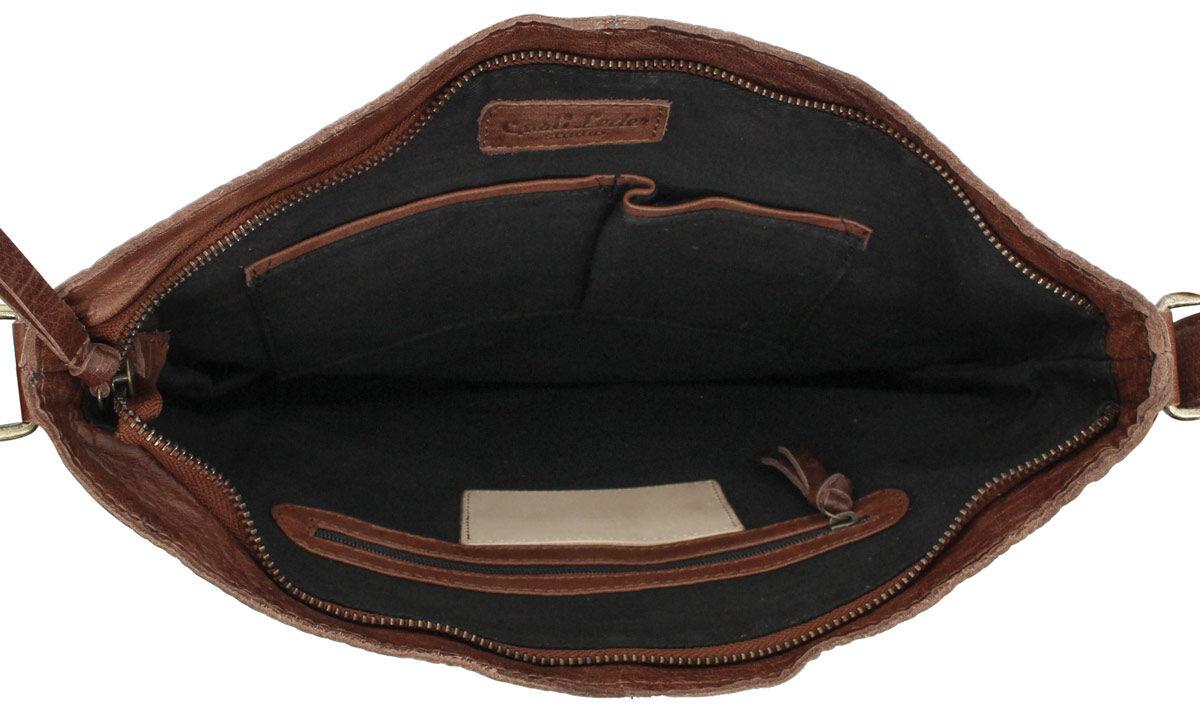 Outlet Handtasche - fehlerhaftes Design - kleinere Lederfehler - ansonsten neu – siehe Video