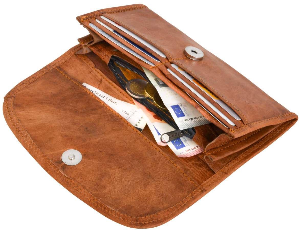 Outlet Portemonnaie - eines defekten Reißverschlusses - ansonsten neu - siehe Video