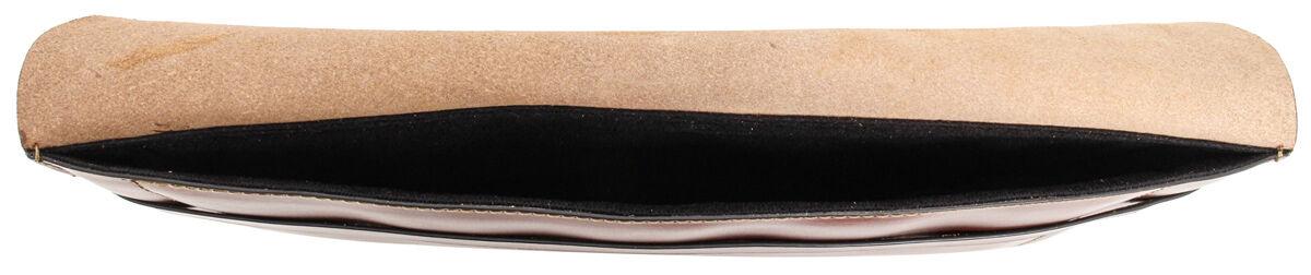 Outlet Laptoptasche – kleinere Lederfehler – Verfärbungen – ansonsten neu – Siehe Video