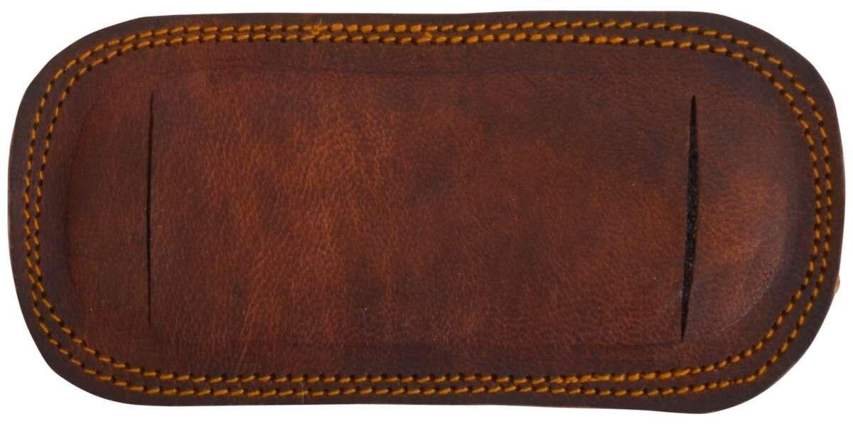 Leather Shoulder Pad T6