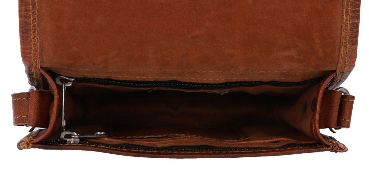 Outlet Handtasche – kleinere Lederfehler - kleine Farbunterschiede im Leder - ansonsten neu – siehe
