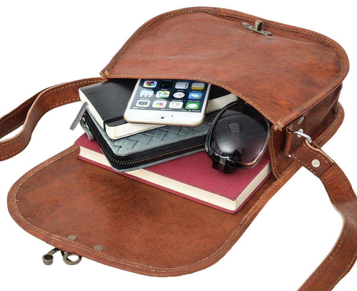 Outlet Handtasche - gerissenes Lederband - ansonsten neu - siehe Video