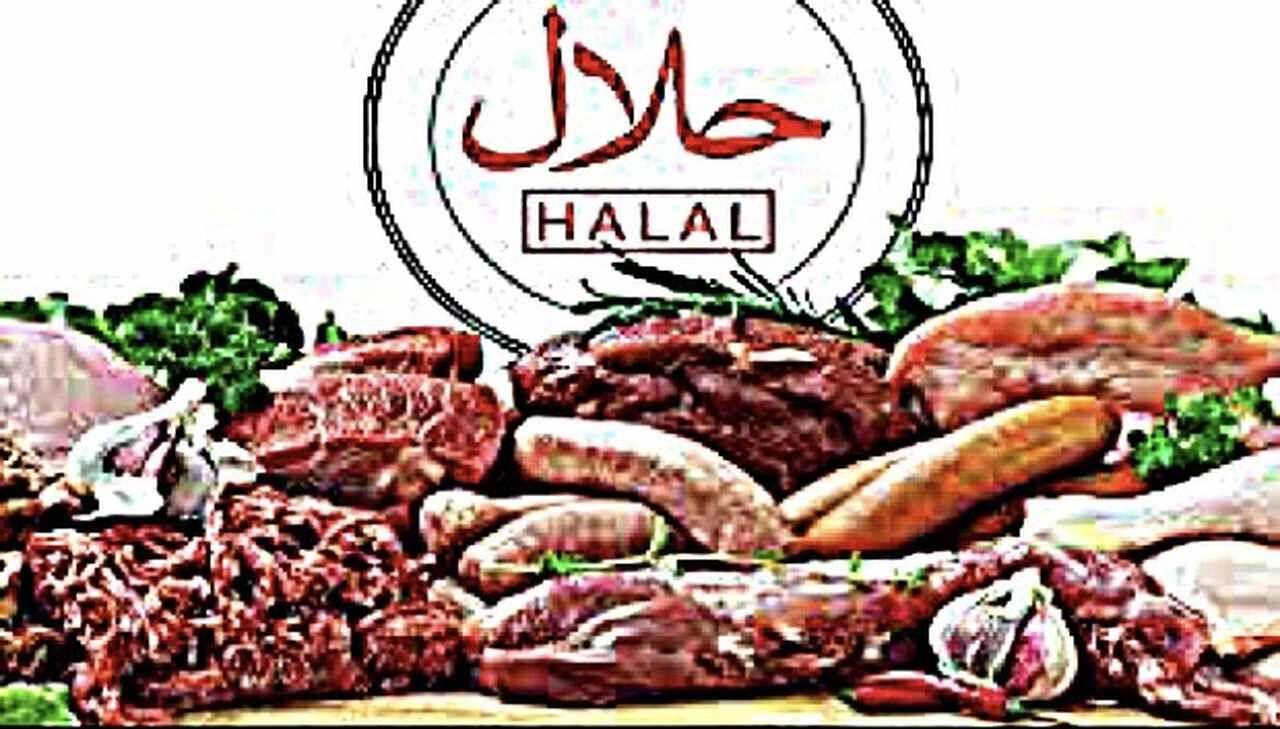 Halal Schächtung