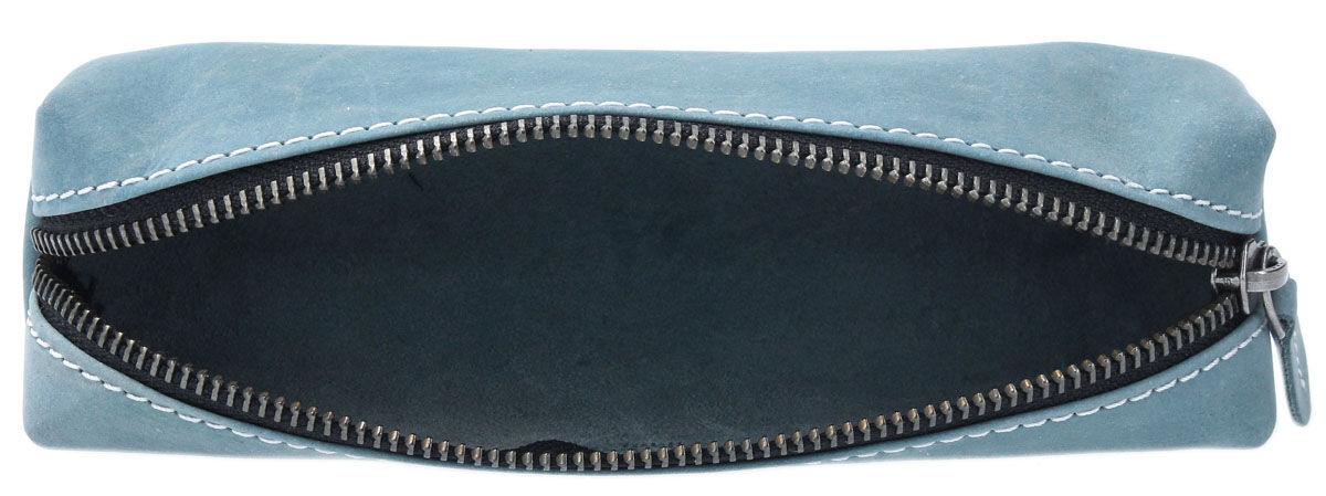 Outlet Federmappe - kleine Farbunterschiede im Leder - defekte Nähte - ansonsten neu - siehe Video