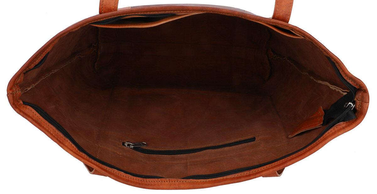 Outlet Handtasche - kleinere Lederfehler - kleine Farbunterschiede im Leder - ansonsten neu - sieh