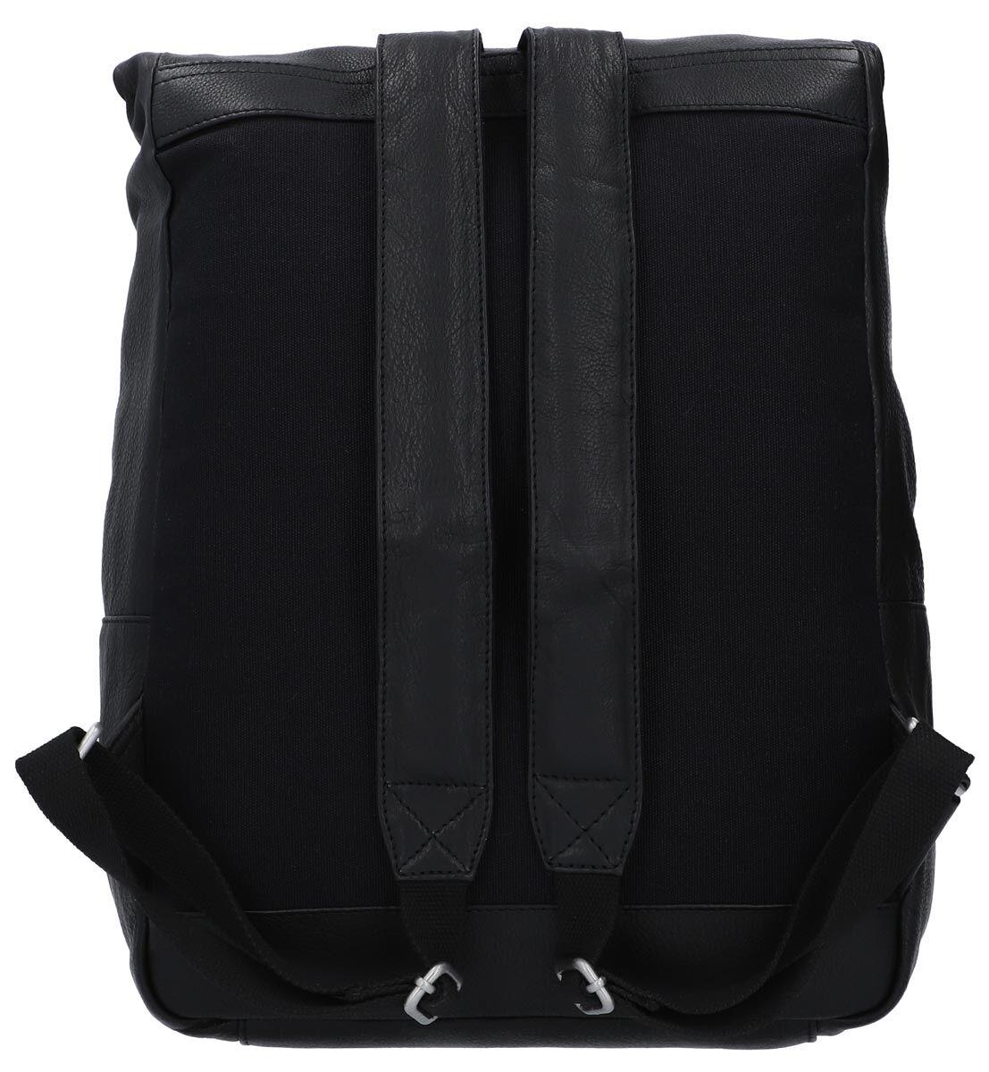 Outlet Rucksack - fehlerhaftes Design – faltiges Leder - kleinere Lederfehler - ansonsten neu – sieh
