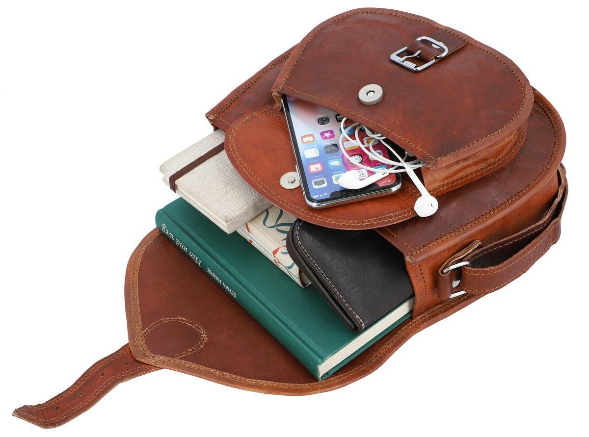 Outlet Handtasche – kleinere Lederfehler - defekte Nähte – ansonsten neu – siehe Video