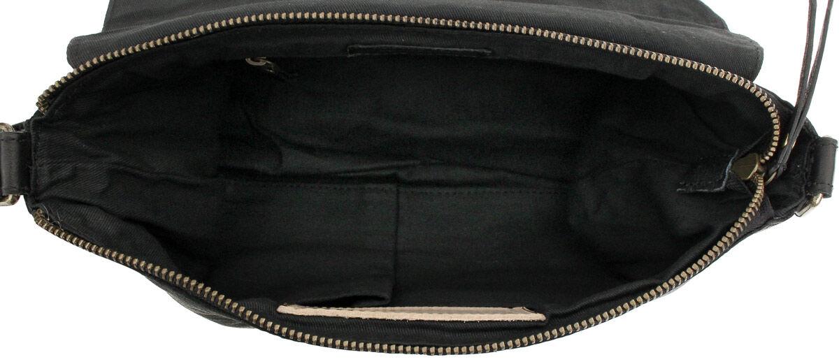 Outlet Umhängetasche - faltiges Leder - defekte Nähte - ansonsten neu - siehe Video