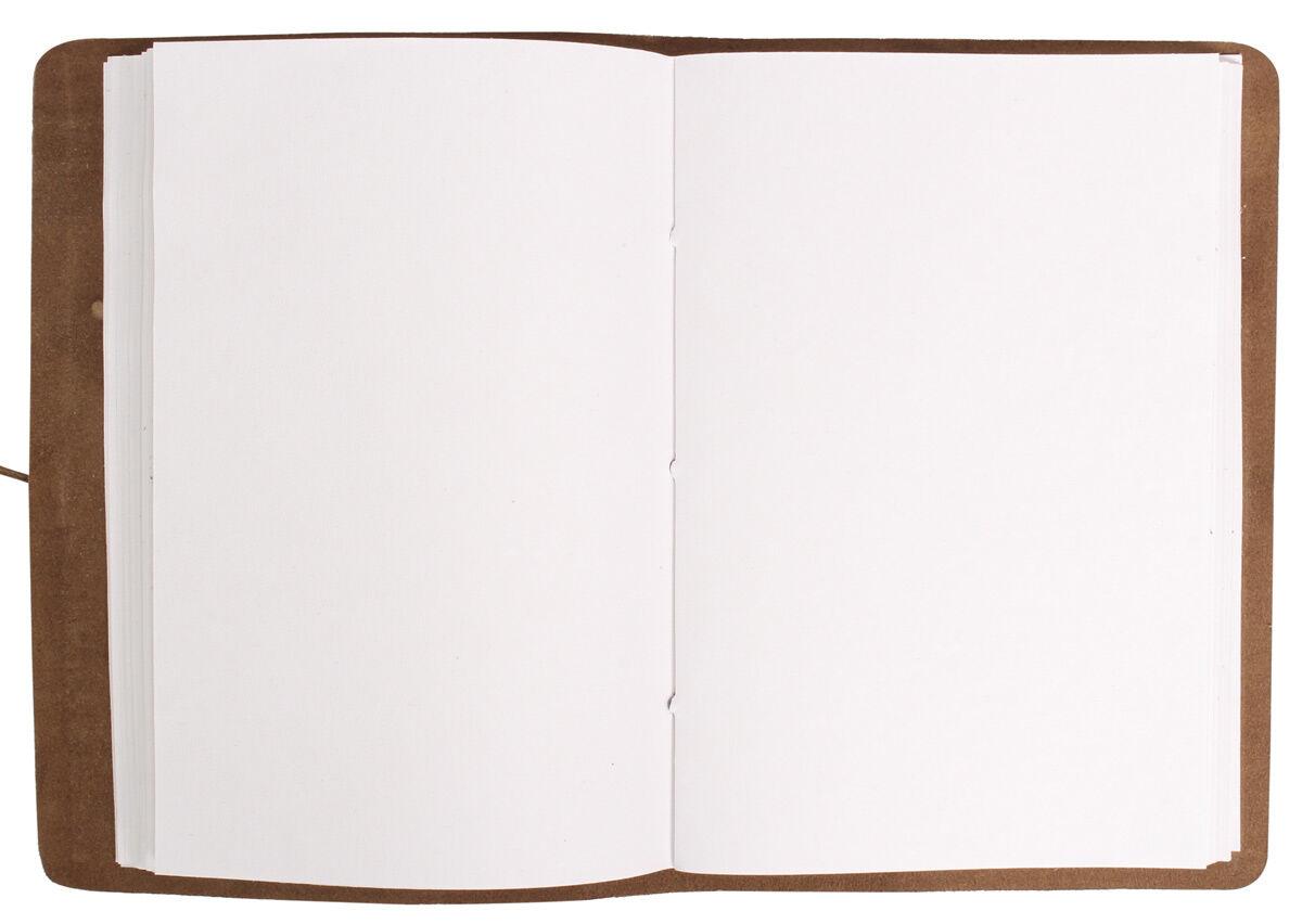 Outlet Notizbuch - kleiner Lederfehler - kleine Farbunterschiede im Leder - ansonsten neu - siehe Vi
