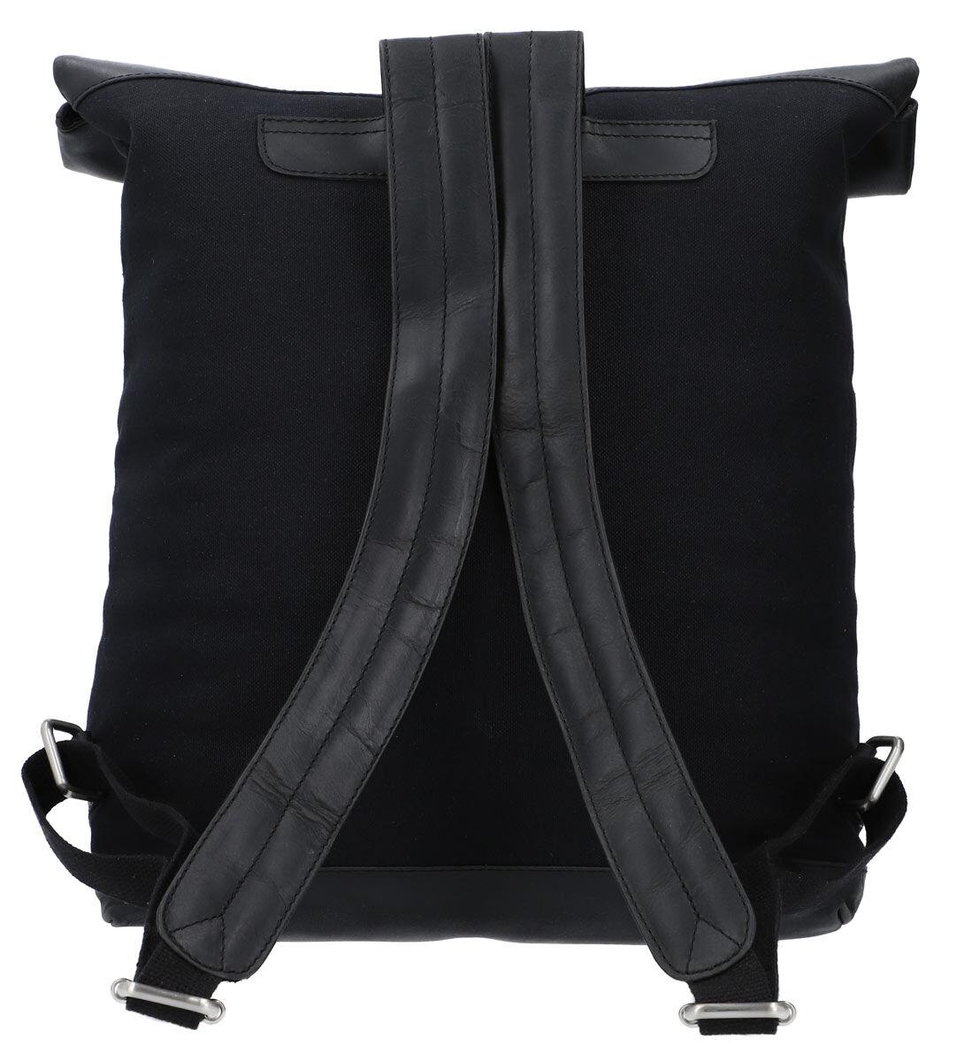 Outlet Rucksack - faltiges Leder - anderer Hauttyp – ansonsten neu – Siehe Video