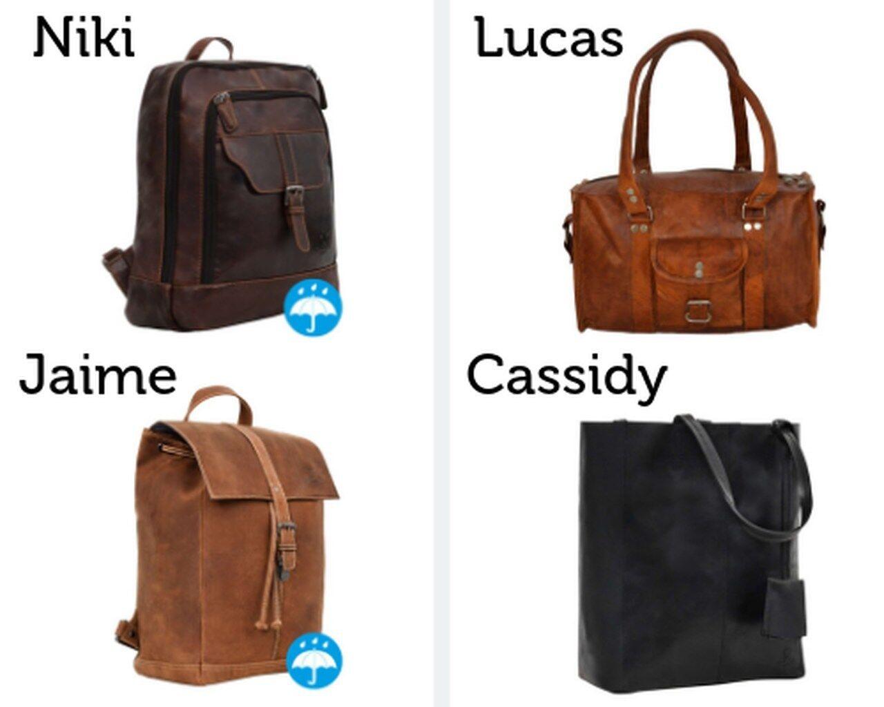 Rucksäcke Handtaschen Handgepäck
