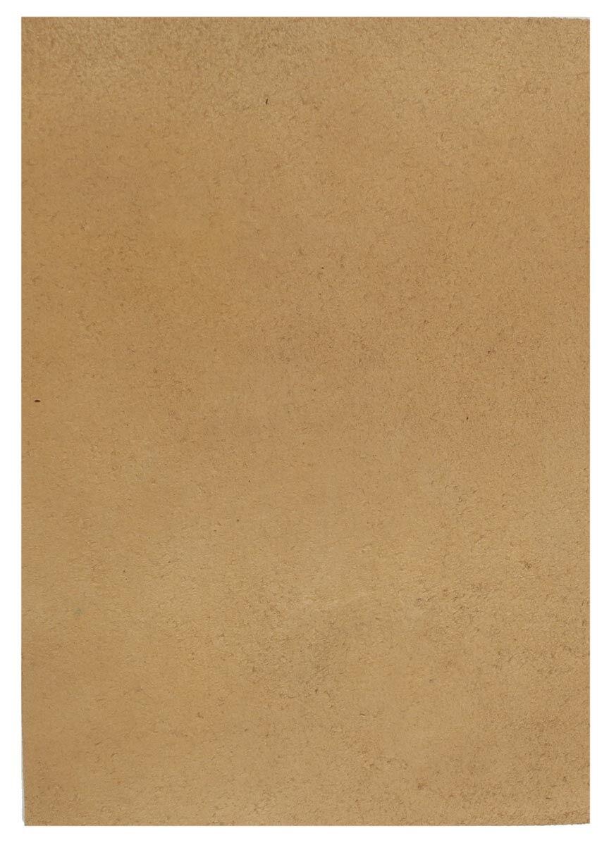 Vaaleanruskea puhvelinnahkapala A5