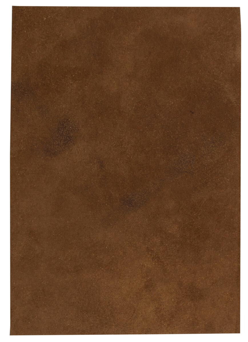 Ruskea lehmännahkapala