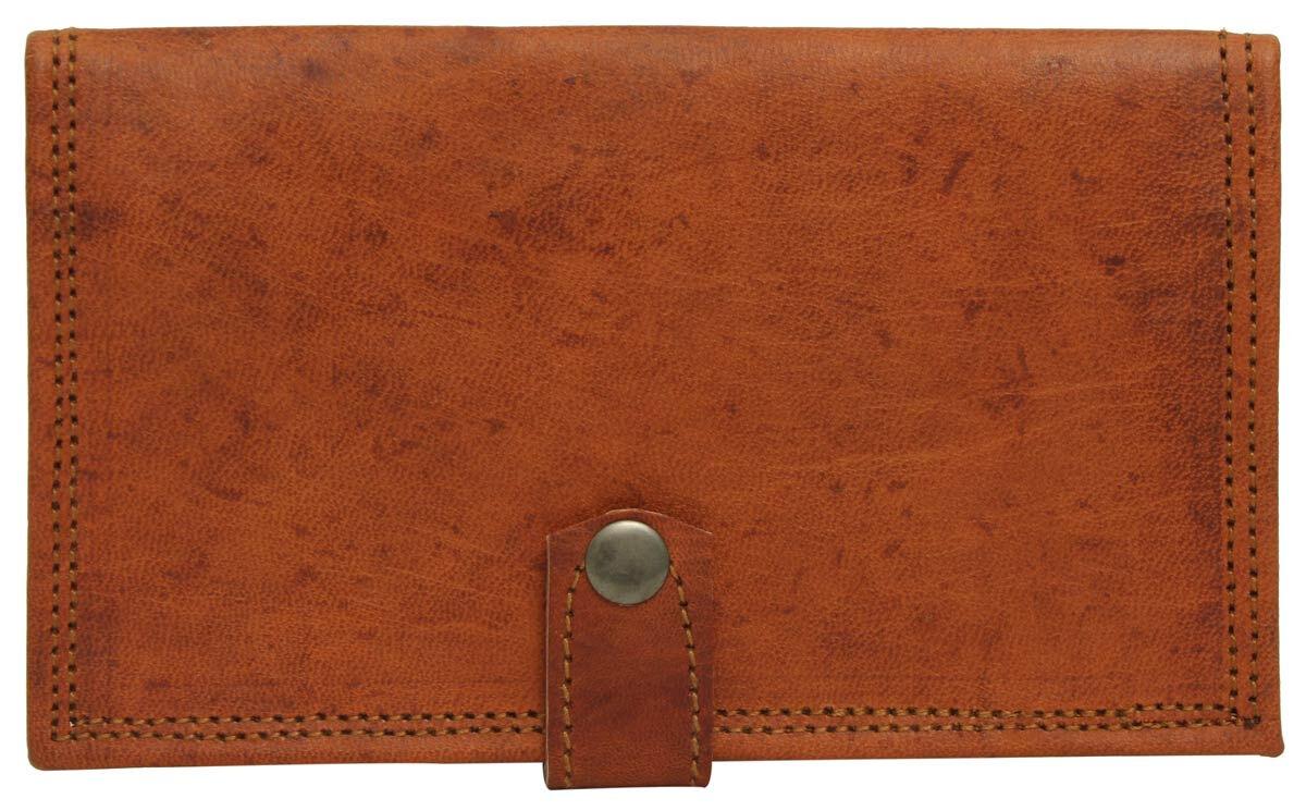 Outlet Portemonnaie - fehlerhaftes Design – kleinere Lederfehler – ansonsten neu – Siehe Video