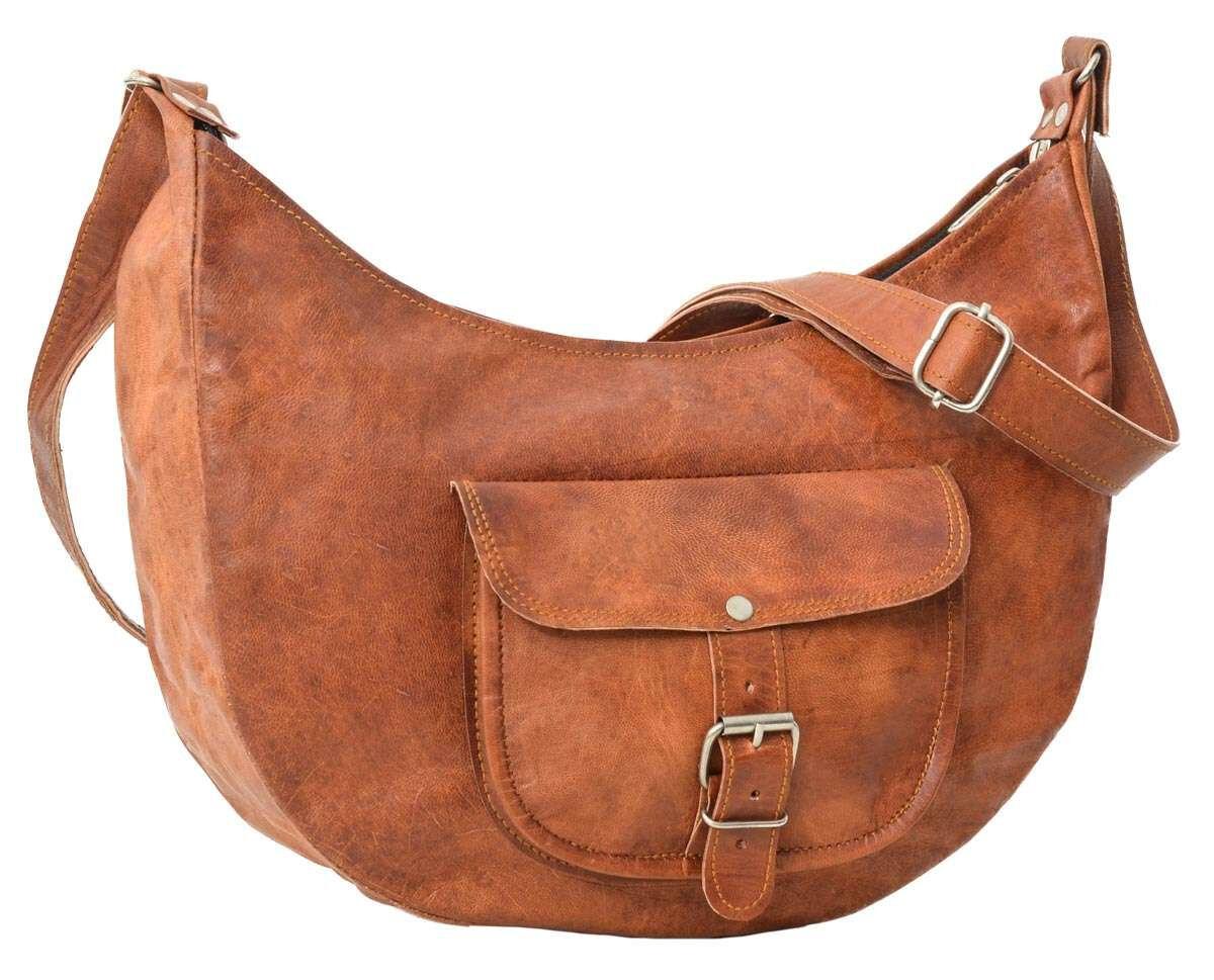 Outlet Handtasche - kleinere Lederfehler - defekte Nähte – ansonsten neu - siehe Video
